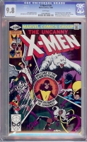 X-Men #139 CGC 9.8 w