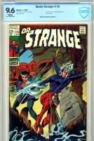 Doctor Strange #176 CBCS 9.6 w