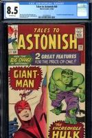 Tales to Astonish #60 CGC 8.5 ow