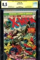 X-Men #95 CGC 8.5 w