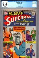 Superman #197 CGC 9.4 w