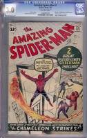 Amazing Spider-Man #1 CGC 3.0 ow