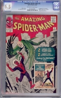 Amazing Spider-Man #2 CGC 6.5 ow/w