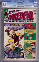Daredevil #1 CGC 5.5 ow/w