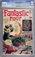 Fantastic Four #1 CGC 4.5 ow/w