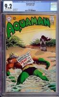Aquaman #45 CGC 9.2 ow/w