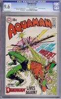 Aquaman #50 CGC 9.6 ow/w