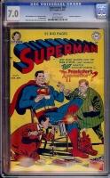 Superman #69 CGC 7.0 w