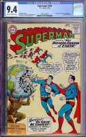 Superman #169 CGC 9.4 ow/w