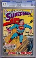 Superman #226 CGC 9.6 ow