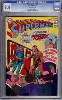 Superman #228 CGC 9.4 ow