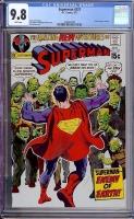 Superman #237 CGC 9.8 w