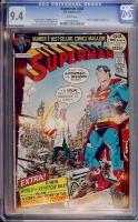 Superman #248 CGC 9.4 w
