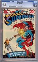 Superman #259 CGC 9.6 ow