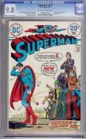 Superman #273 CGC 9.8 ow/w