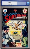 Superman #277 CGC 9.6 ow/w Monterey Collection