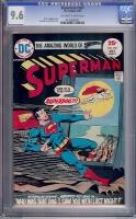Superman #287 CGC 9.6 ow/w