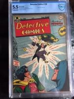 Detective Comics #126 CBCS 5.5 ow/w