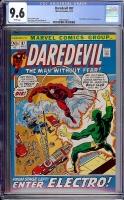 Daredevil #87 CGC 9.6 w