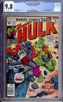 Incredible Hulk #203 CGC 9.8 w