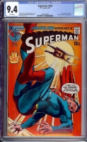 Superman #234 CGC 9.4 w