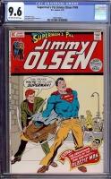 Superman's Pal Jimmy Olsen #149 CGC 9.6 ow/w