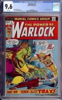 Warlock #4 CGC 9.6 w