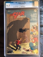 All Star Comics #40 CGC 6.5 ow/w