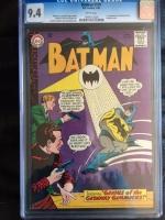 Batman #170 CGC 9.4 w