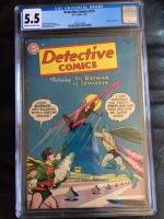 Detective Comics #216 CGC 5.5 cr/ow