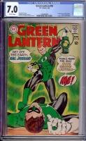 Green Lantern #59 CGC 7.0 ow