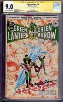 Green Lantern #86 CGC 9.0 ow/w CGC Signature SERIES