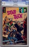 Star Trek #16 CGC 9.2 ow/w Pacific Coast