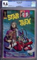 Star Trek #20 CGC 9.6 w
