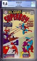 Superboy #138 CGC 9.6 w John G. Fantucchio