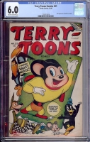 Terry-Toons Comics #51 CGC 6.0 ow/w