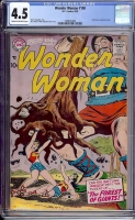 Wonder Woman #100 CGC 4.5 cr/ow
