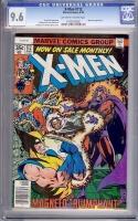 X-Men #112 CGC 9.6 ow/w