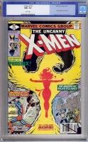 X-Men #125 CGC 9.6 w