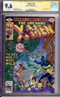 X-Men #128 CGC 9.6 w CGC Signature SERIES