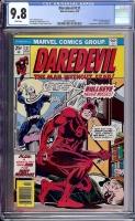 Daredevil #131 CGC 9.8 w