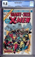 Giant-Size X-Men #1 CGC 9.8 ow/w