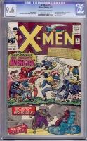 X-Men #9 CGC 9.6 ow/w