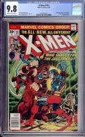 X-Men #102 CGC 9.8 ow/w