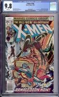 X-Men #108 CGC 9.8 w