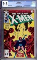 X-Men #134 CGC 9.8 w
