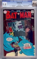 Batman #217 CGC 9.4 w Rocky Mountain