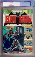 Batman #255 CGC 9.6 w