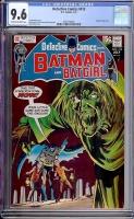 Detective Comics #413 CGC 9.6 ow/w