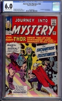 Journey Into Mystery #103 CGC 6.0 ow/w